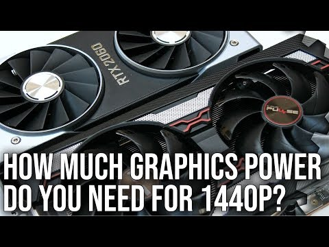 What Graphics Card Do You Really Need For 1440p PC Gaming?