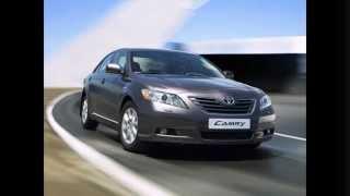 Обзор Toyota Camry VI 2006 -- 2011