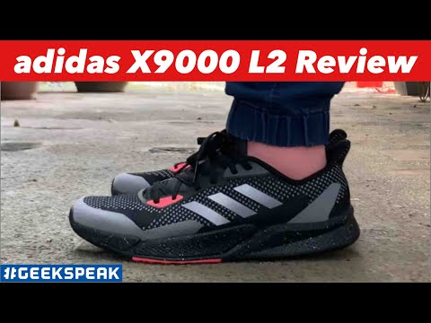 adidas X9000 L2 Review and On-Feet