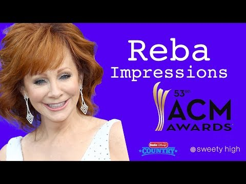 Country Stars Give Their Best REBA Impressions at ACM AWARDS