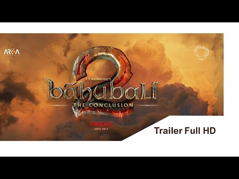 Bahubali 2 The Conclusion 3D Trailer Released !! Full HD Video !! India's Most Awaited movie