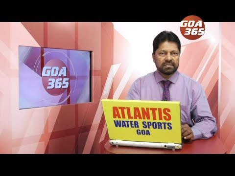 GOA 365 4th Jan 2020 ENGLISH NEWS BULLETIN