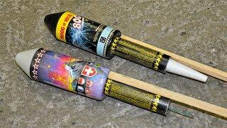 Rakete 800 Blinksterne weiss (Kl. 4) | Moog-Nico