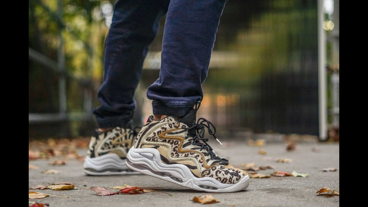 MOST SLEPT ON SNEAKER OF 2017 (KITH X NIKE AIR PIPPEN 1 CHIMERA ON FEET  REVIEW)