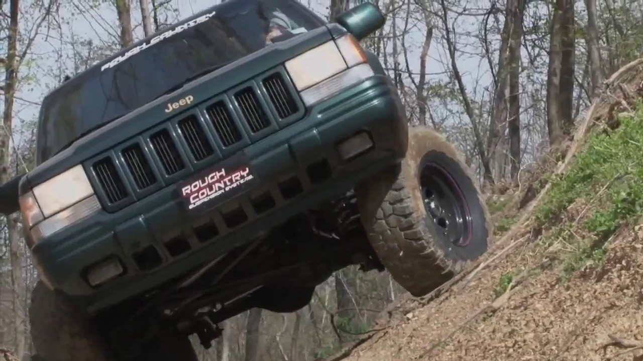 Rough Country Zj Long Arm Walk Through Youtube