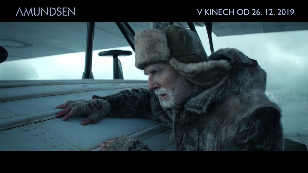 Amundsen - v kinech od 26.  prosince