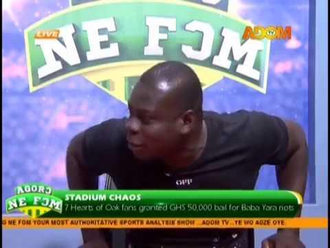 Normalization Committee - Agoro Ne Fom on Adom TV (8-9-18)