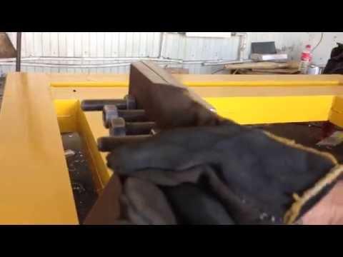Стапель своими руками для кузовного ремонта 3 часть