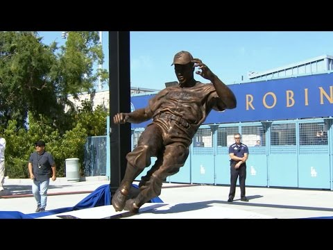 ARI@LAD: Dodgers celebrate Jackie Robinson Day