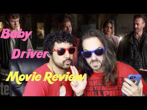 BABY DRIVER – MOVIE REVIEW!!! ?