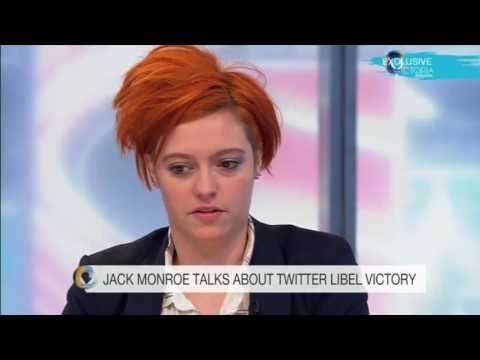 Jack Monroe: KT Hopkins has paid a high price for hateful Twitter libel