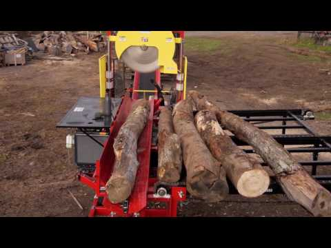 Hud-Son Forest Circle Brute Firewood Processor