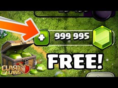 8 Insane Ways To Get FREE Gems In Clash Of Clans