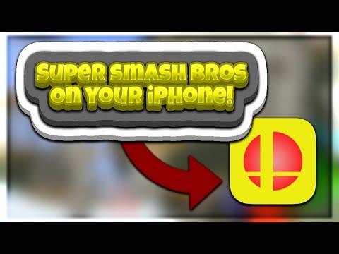 How To Get Super Smash Bros On iOS 11/10/9! NO PC/JB! FREE!