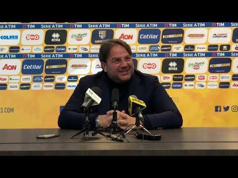Il Ds crociato Daniele Faggiano rinnova fino al 30.06.20 - La conferenza stampa