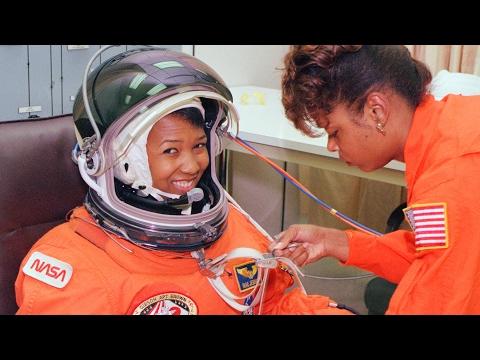 Mae Jemison, First African-American Woman In Space