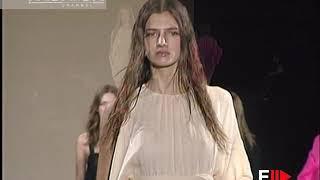 ALESSANDRO DELL'ACQUA Fall 2003 2004 Milan - Fashion Channel