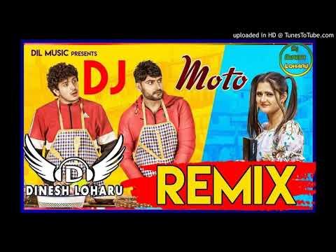 Moto Song( Dj+Dinesh+Loharo+) DL Music PRESENTS