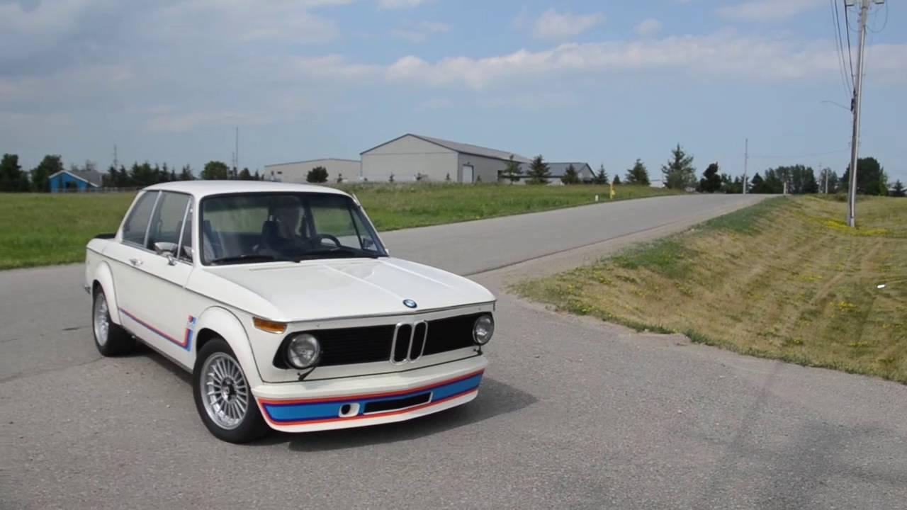 BMW turbo bmw 2002 : 1974 BMW 2002 Turbo - YouTube