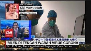 Imlek di Tengah Wabah Virus Corona