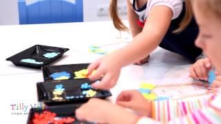Творчество для детей, раннее развитие, центр раннего развития, Тилли Вилли