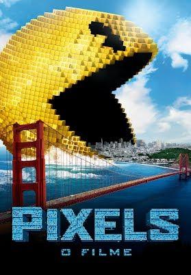 Assistir Pixels