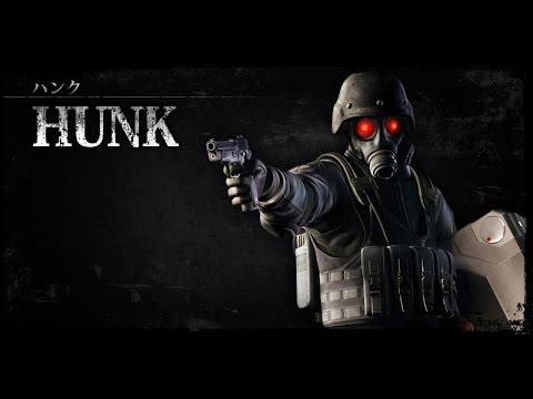 Resident evil 2 | Cuarto superviviente [Hunk]