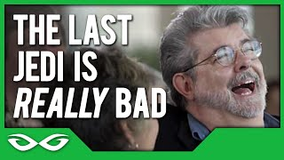 The Last Jedi - Disney Admits It's Bad