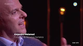 Alejandro Melamed en Cada Noche