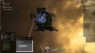 Eve online sansha Haven - Rattlesnake