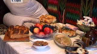 2014 01 06 s Traditiile si obiceiurile in ajun de Craciun in satul Cajba