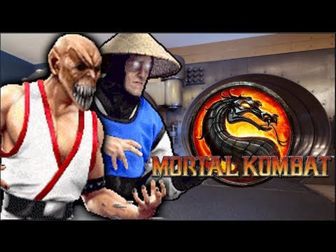 MORTAL KOMBAT: BANK ROBBERY!