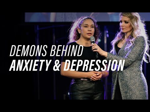 DEMONS Behind ANXIETY and DEPRESSION