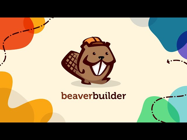 Introduction to Beaver Builder