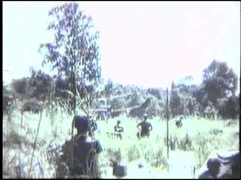 Operation Attleboro II Dau Tieng Airstrip Vietnam (1966)