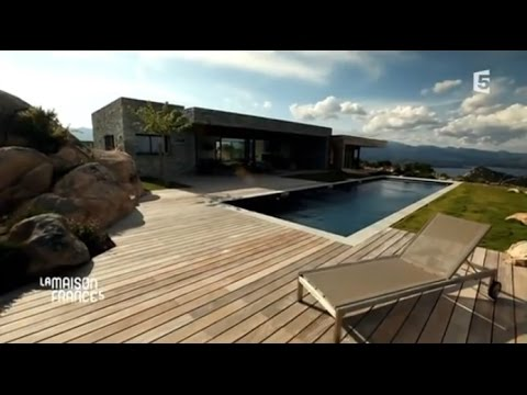 La maison france 5 porto vecchio en corse du sud 3 5 for La maison france 5 architecte