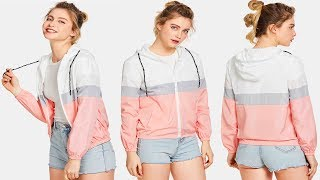 New Fashion Multicolor Woman Jacket Review | Best Jackets For Women Fashion 2018