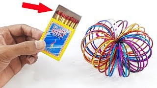 Easy creative idea with Matchstick & Old bangles | matchstick & bangles simple craft