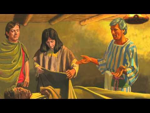 Capítulo 18: Alma, o Filho, Arrepende-se