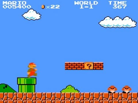 Super mario bros. Download game | gamefabrique.