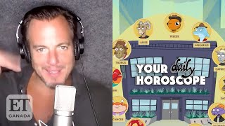 Will Arnett Brings Astrology Signs To Life In New Quibi Series 'Your Daily Horoscope'