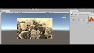 unity shader sepia effect with final color function