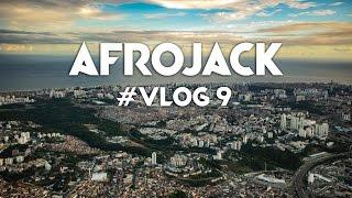 AFROJACK BRAZIL TOUR | AFROVLOG #9