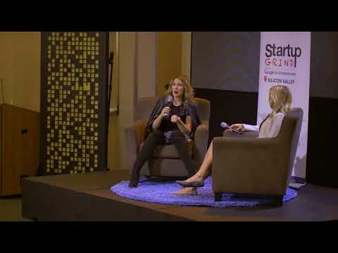 Startup Grind - Melody McCloskey (StyleSeat) and Nicole Quinn (Lightspeed Venture Partners)