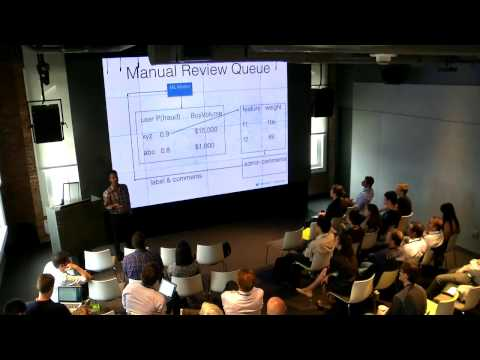 Conf.Startup.ML: Fraud Detection in Bitcoin Payment Networks, Soups Ranjan Coinbase