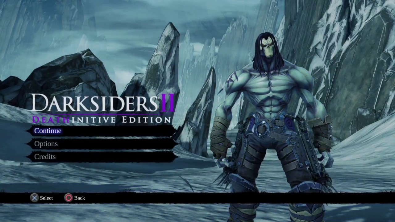 Darksiders II: Deathinitive Edition (Max Gilt, Skill Points) - Save Wizard  for PS4 cheats working!