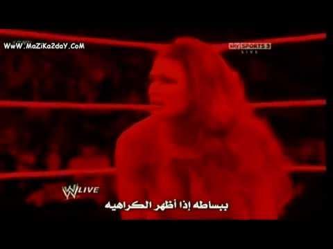 John Cena Save Eve From Kane