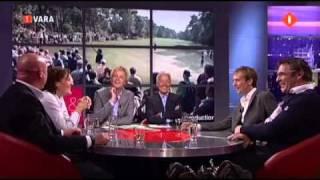 Willem van Hanegem over golf en voetbal