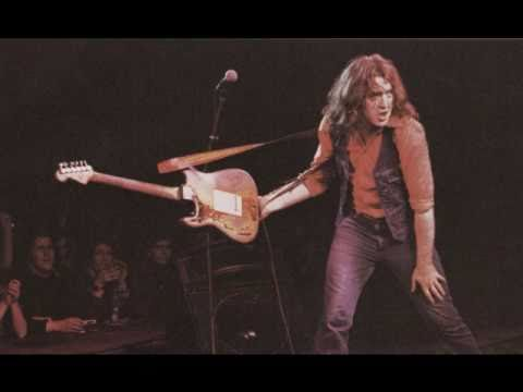 Rory Gallagher Crest Of A Wave - The Best Of Rory Gallagher