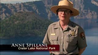 Crater Lake National Park Ranger Talk